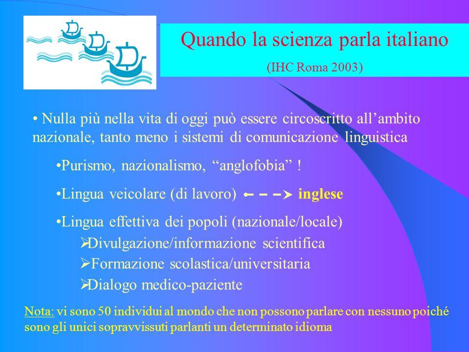 2008 30 ottobre: Viña del Mar - Asolac 15-17 Ottobre: Varese - Advanced Course Neuropharmacology of Medicinal Plants – Prof.