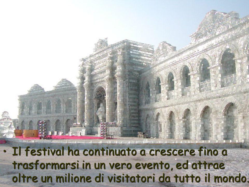 Il festival ha continuato a crescere fino a trasformarsi in un vero evento, ed attrae oltre un milione di visitatori da tutto il mondo.Il festival ha continuato a crescere fino a trasformarsi in un vero evento, ed attrae oltre un milione di visitatori da tutto il mondo.