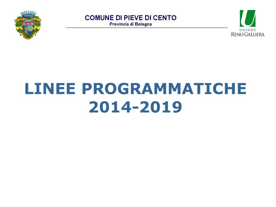 LINEE PROGRAMMATICHE 2014-2019