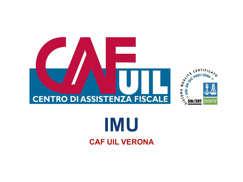 CAF UIL VERONA IMU