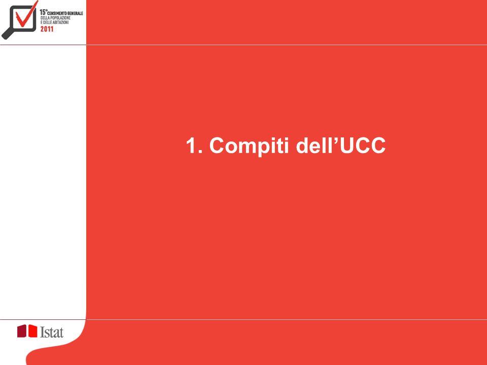 1. Compiti dell'UCC