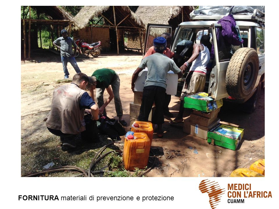 FORNITURA materiali di prevenzione e protezione