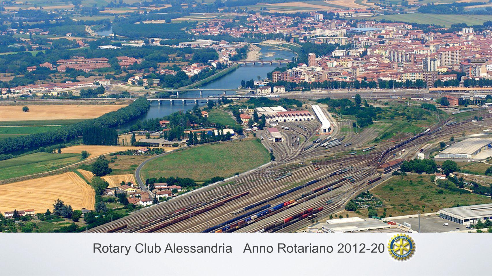 Rotary Club Alessandria Anno Rotariano 2012-2013