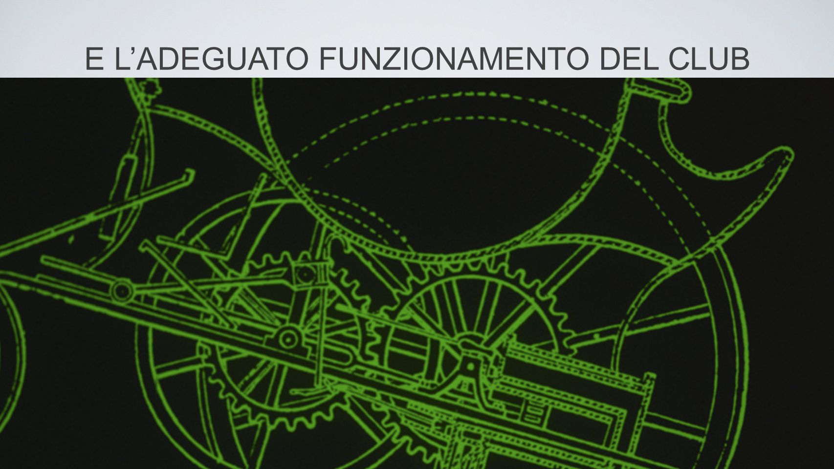 AZIONE INTERNA PROGRAMMA SETTIMANALE BOLLETTINO SETTIMANALE VIDEO MESSAGGIO DEL PRESIDENTE SITO WEB