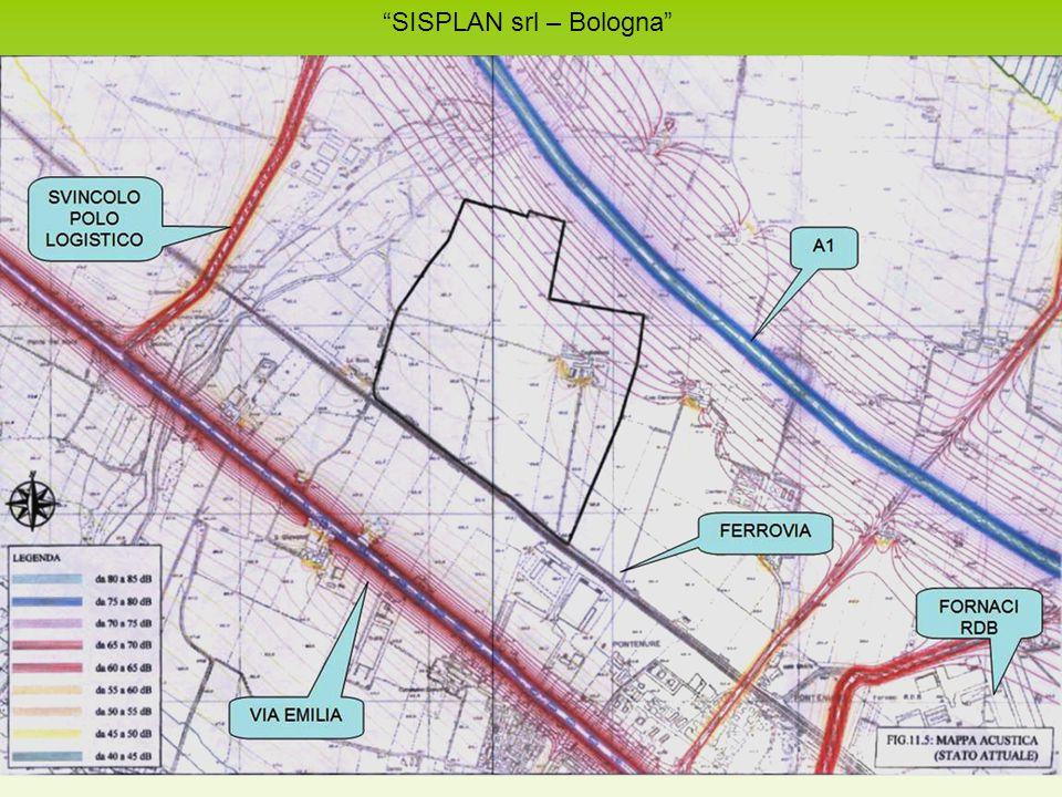"""SISPLAN srl – Bologna"""