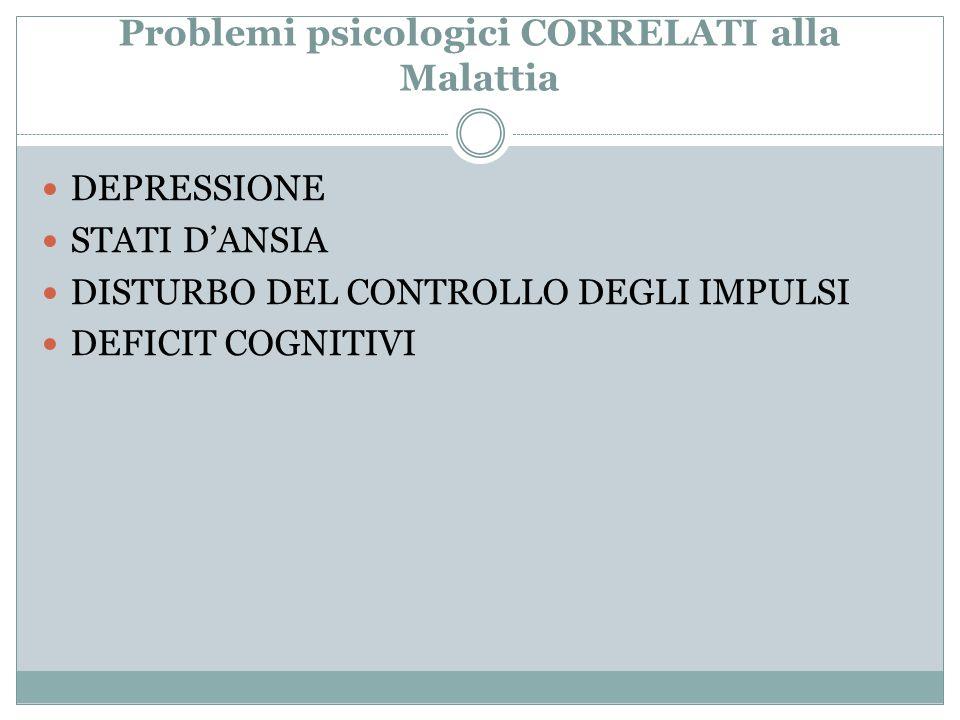 TECNICHE TERAPEUTICHE: DEPRESSIONE: 1.Terapia Farmacologica 1.