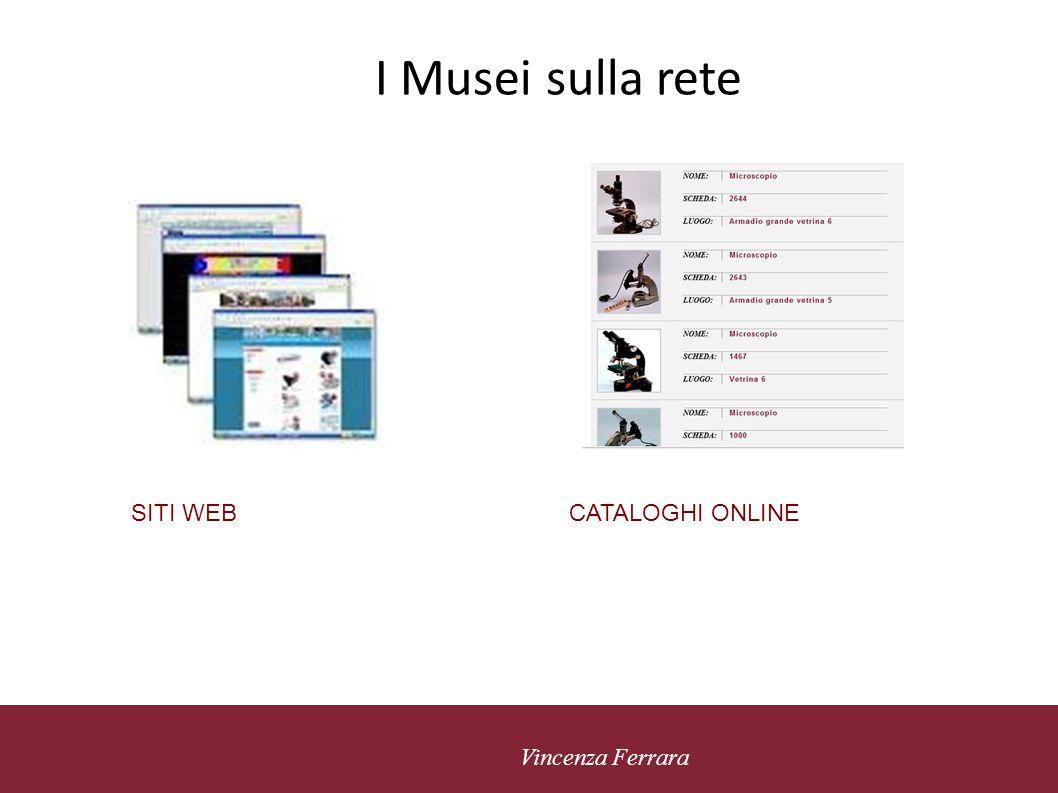 5 novembre 2010 Vincenza Ferrara Il Progetto – Schema
