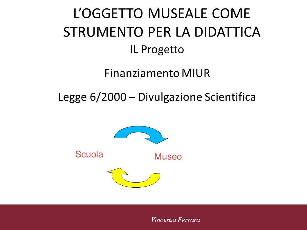 5 novembre 2010 Vincenza Ferrara Progetto