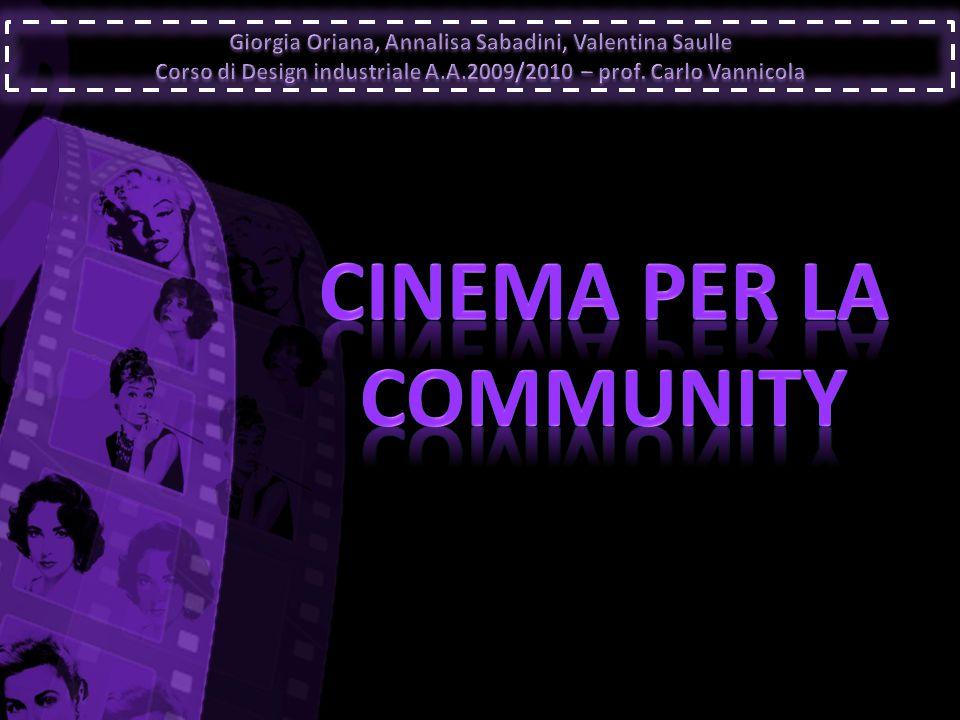 CINEMA E INTERNET Con lo sviluppo e la diffusione di internet anche la distribuzione cinematografica ha subito un'evoluzione, permettendo la fruibilità ad un vasto pubblico di utenti.