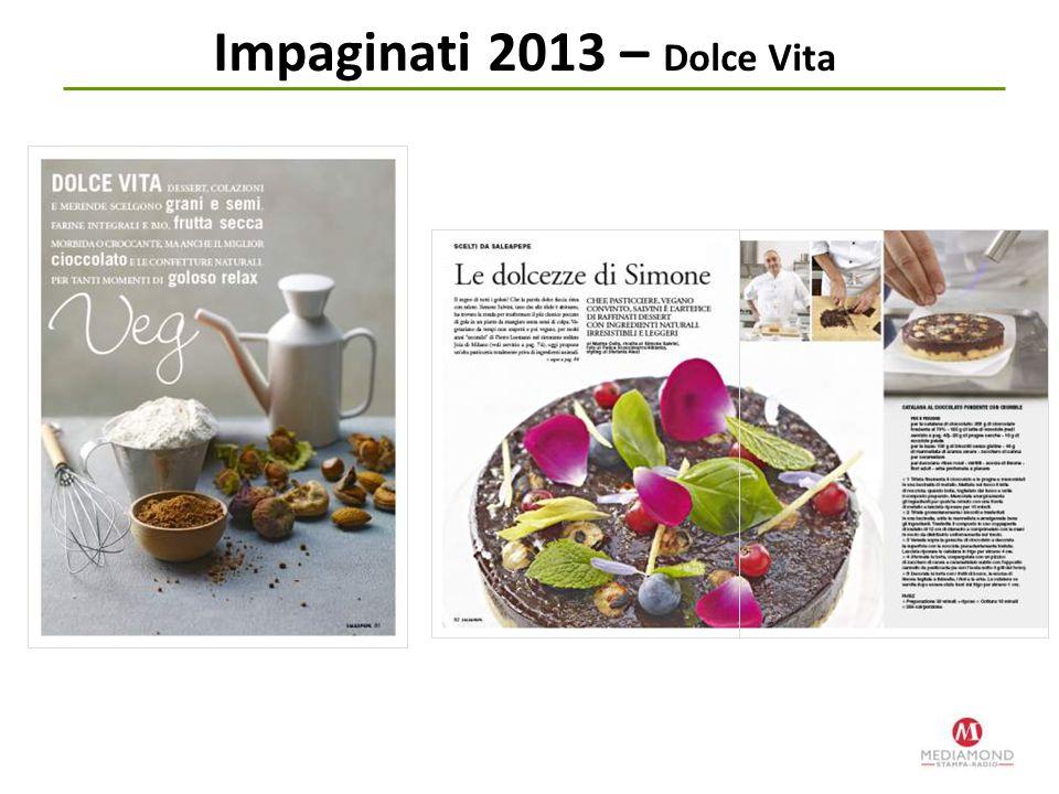 Impaginati 2013 – Dolce Vita