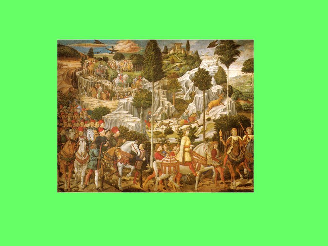 Nel Quattrocento si manifesta l esigenza di sviluppare una nuova idea dei rapporti fra uomo e natura.