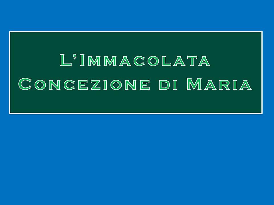 L'Evangelista Luca, invece, ci mostra la Vergine Maria che riceve l'annuncio del Messaggero celeste (cfr Lc 1,26-38).
