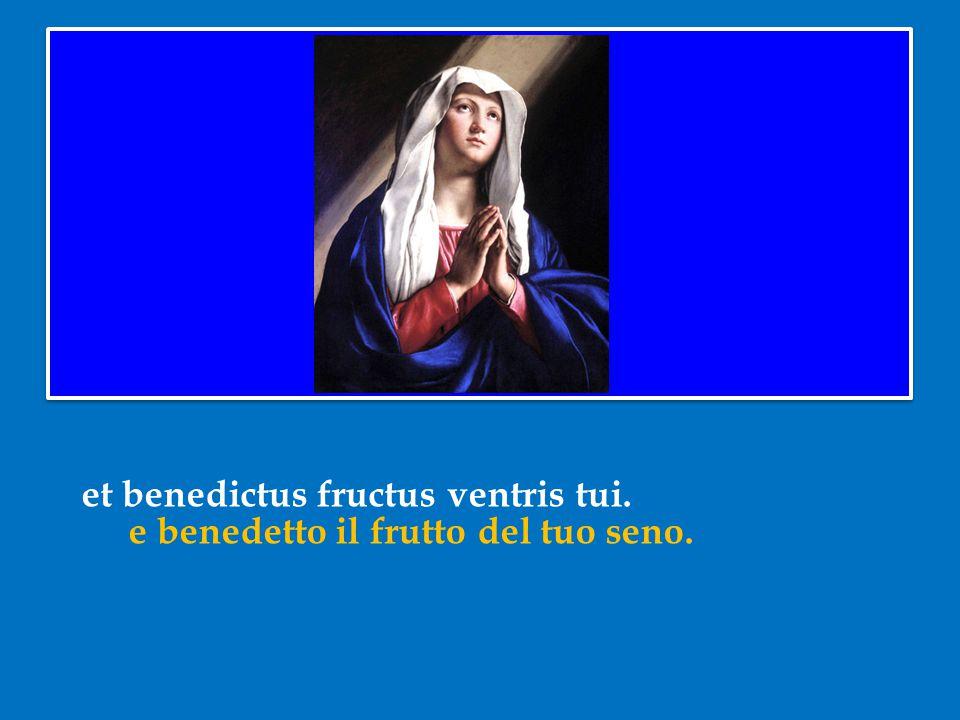 L'8 dicembre celebriamo una delle più belle feste della Beata Vergine Maria: la solennità della sua Immacolata Concezione L'8 dicembre celebriamo una delle più belle feste della Beata Vergine Maria: la solennità della sua Immacolata Concezione