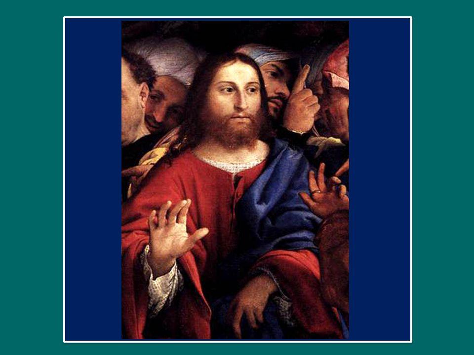 Quel tale, però, invece di accogliere con gioia l'invito di Gesù, se ne va via rattristato (cfr v.