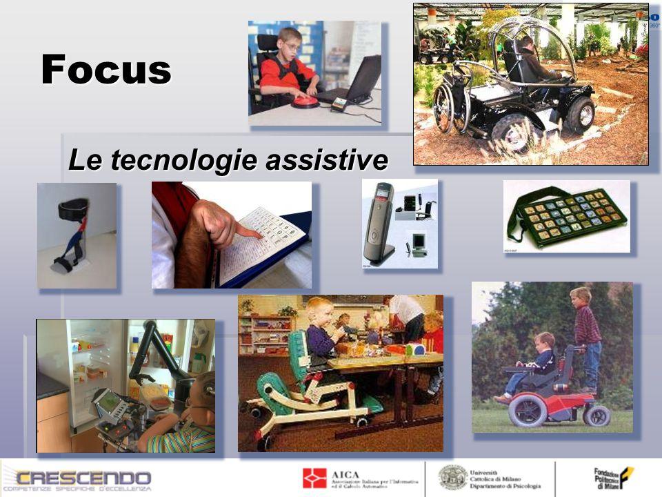 Focus Le tecnologie assistive