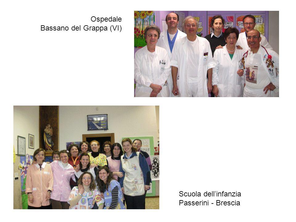 Scuola dell'infanzia Passerini - Brescia Ospedale Bassano del Grappa (VI)