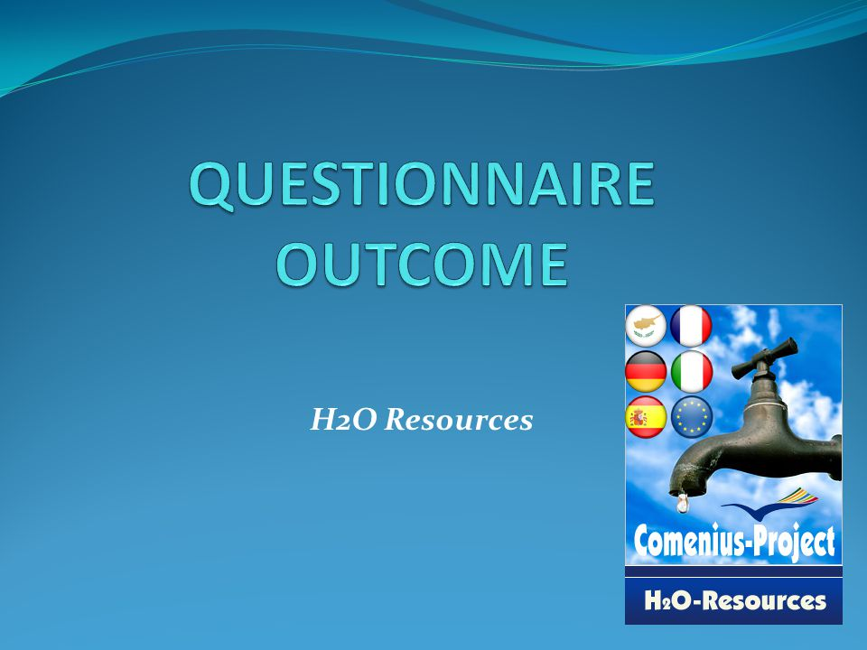 H2O Resources