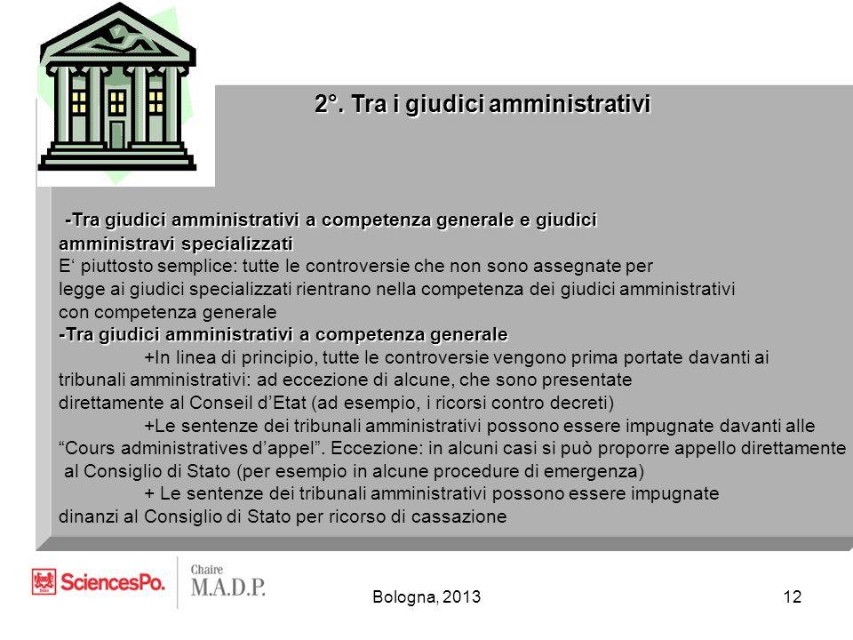 Bologna, 201312 2°.
