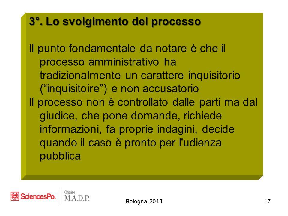 Bologna, 201317 3°.