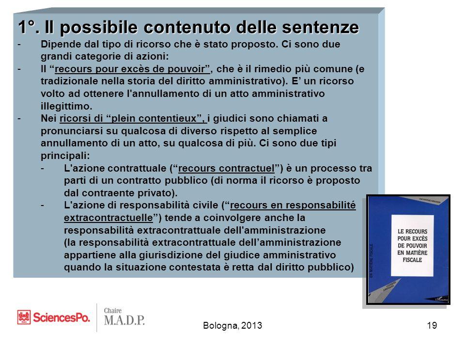 Bologna, 201319 1°.