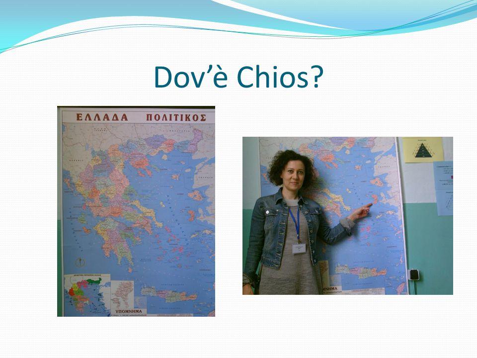 Dov'è Chios