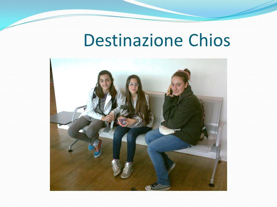 Destinazione Chios