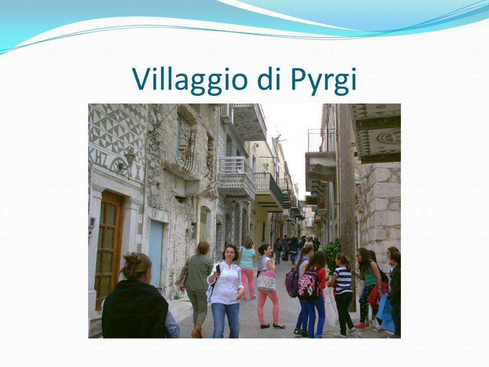 Villaggio di Pyrgi