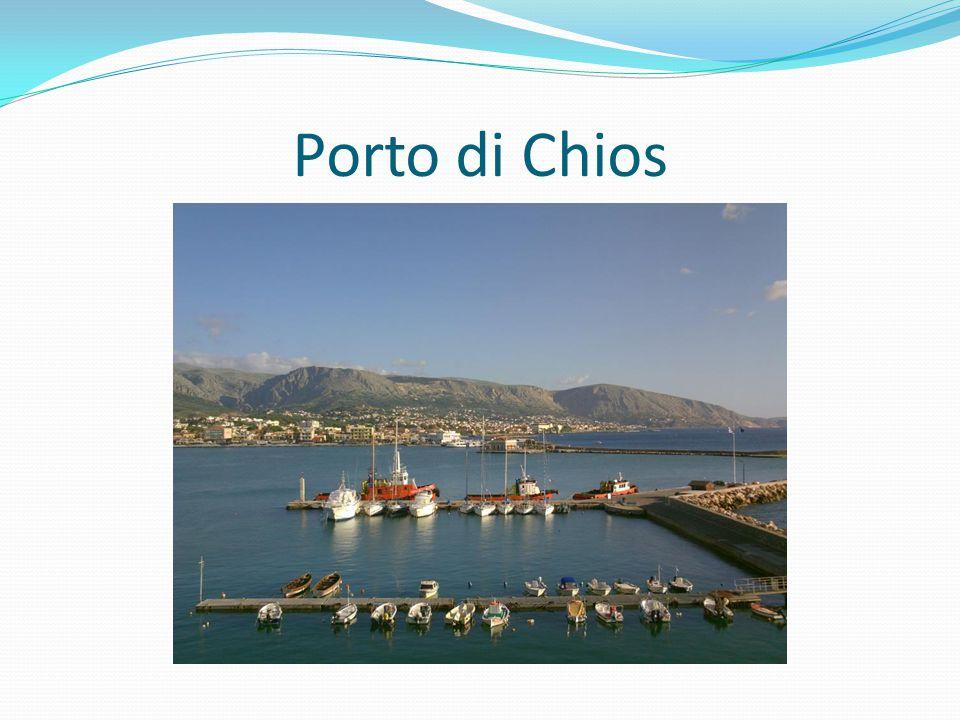 Porto di Chios