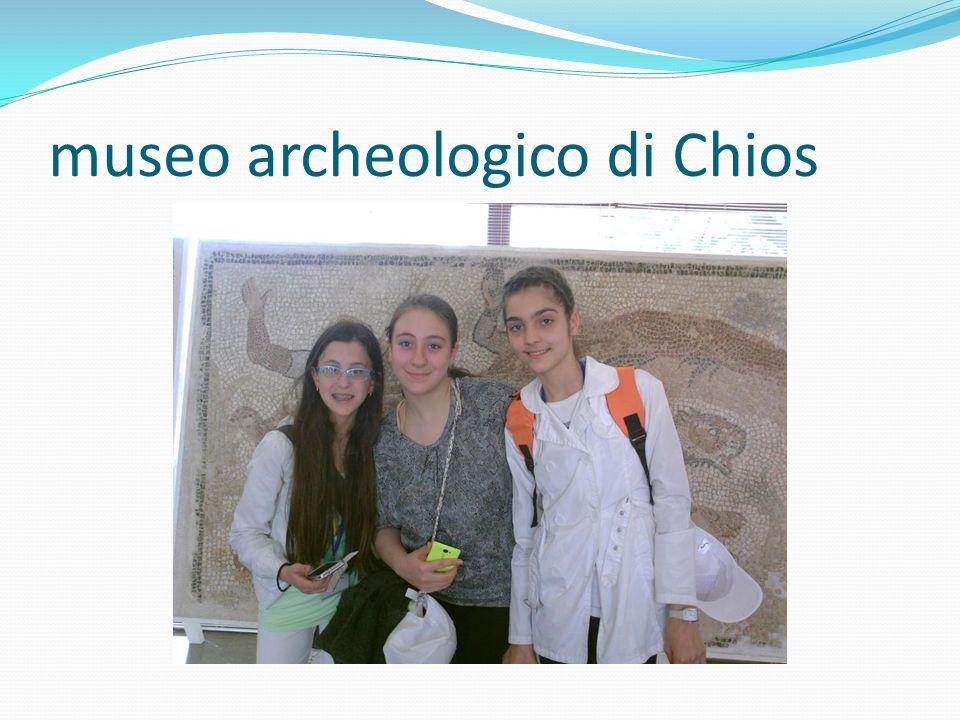 museo archeologico di Chios