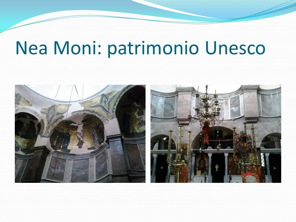 Nea Moni: patrimonio Unesco
