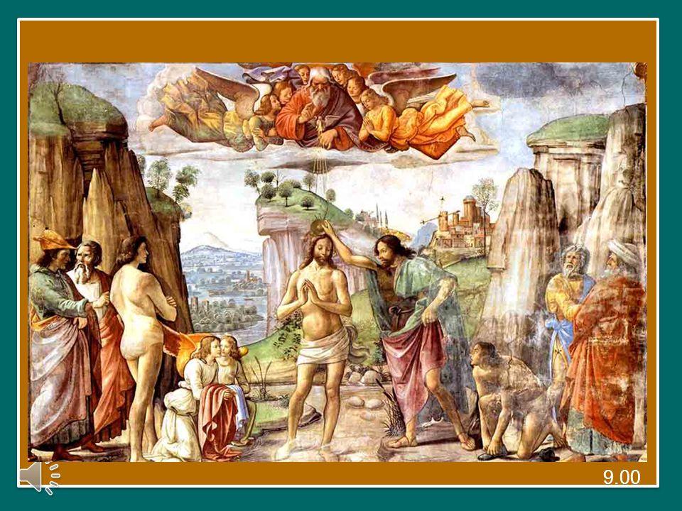 Essere cristiani significa vivere così, ma questo genere di vita comporta una rinascita: rinascere dall'alto, da Dio, dalla Grazia.