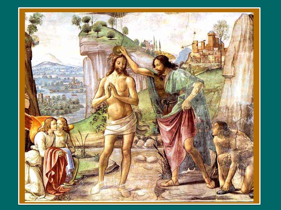 Afferma un antico testo attribuito a sant'Ippolito: «Chi scende con fede in questo lavacro di rigenerazione, rinuncia al diavolo e si schiera con Cristo, rinnega il nemico e riconosce che Cristo è Dio, si spoglia della schiavitù e si riveste dell'adozione filiale» (Discorso sull'Epifania, 10: PG 10, 862).