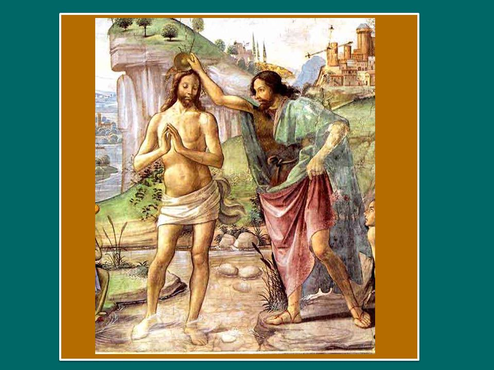 Celebriamo oggi la festa del Battesimo di Gesù: quel Bambino, figlio della Vergine, che abbiamo contemplato nel mistero della sua nascita, lo vediamo oggi adulto immergersi nelle acque del fiume Giordano, e santificare così tutte le acque e il cosmo intero – come evidenzia la tradizione orientale.