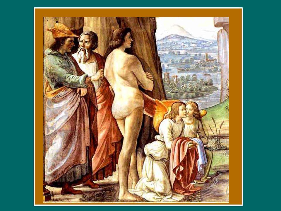 Ecco perché il primo atto pubblico di Gesù fu ricevere il battesimo di Giovanni, il quale, vedendolo arrivare, disse: «Ecco l'agnello di Dio, colui che toglie il peccato del mondo » (Gv 1,29).