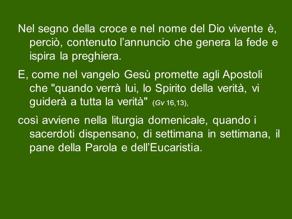 Il teologo Romano Guardini, a proposito del segno della croce, osserva: