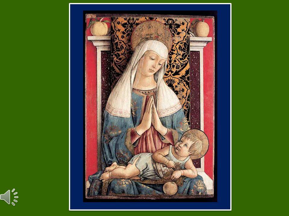 Invocando la Beata Vergine Maria, prima creatura pienamente inabitata dalla Santissima Trinità, domandiamo la sua protezione per proseguire bene il no