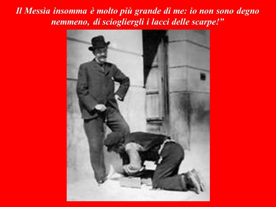 VANGELO (Luca 3,15-16.21-22) In quel tempo tutti aspettavano il Messia: e molti si chiedevano se fosse Giovanni Battista.