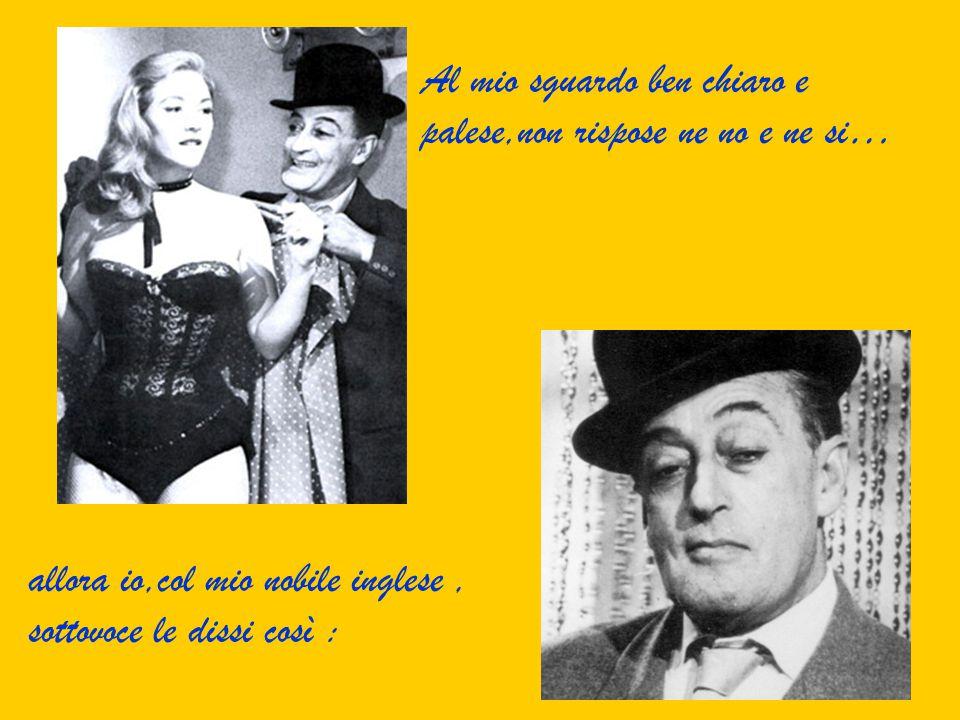 Miss mia cara Miss,versi e musica di Antonio De Curtis La incontrai per caso a Messina, proveniva da Canicattì,prese posto sulla littorina,che partiva