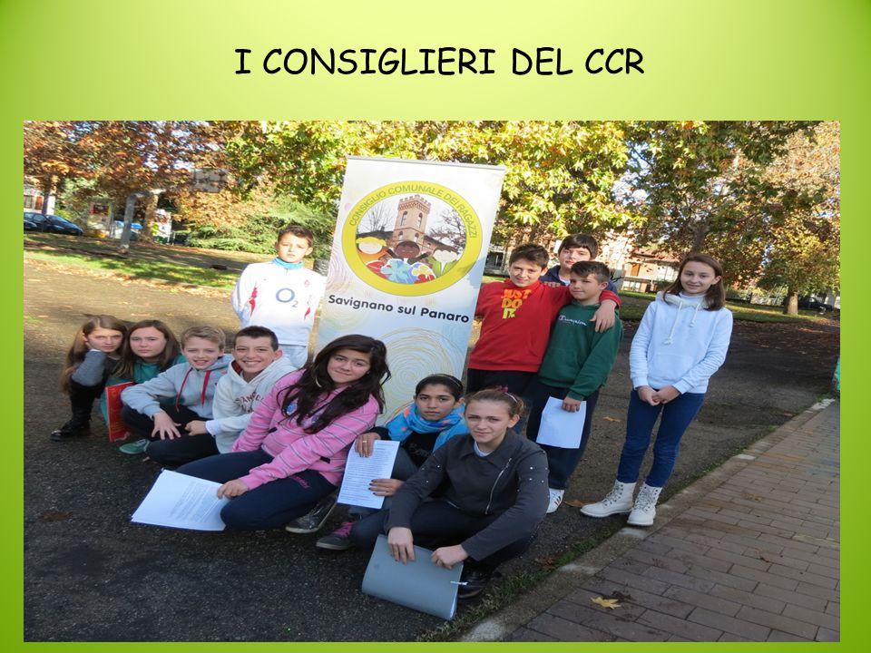 I CONSIGLIERI DEL CCR