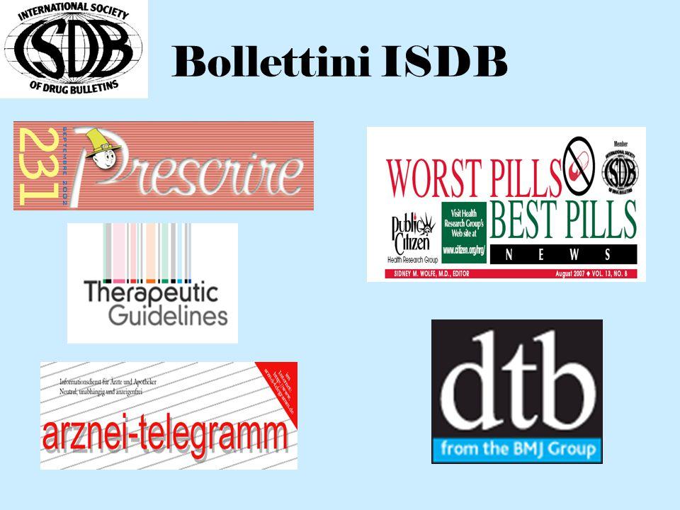 Bollettini ISDB