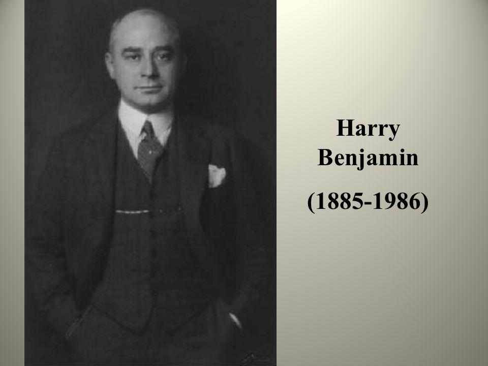 Harry Benjamin (1885-1986)