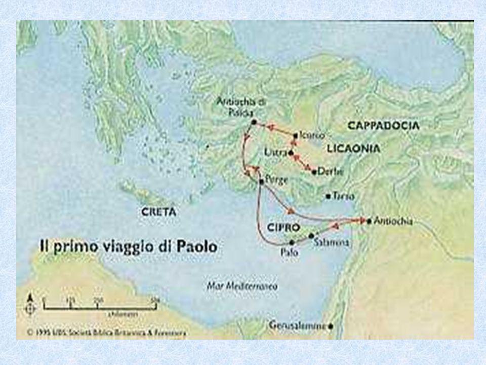 Cartina I viaggio