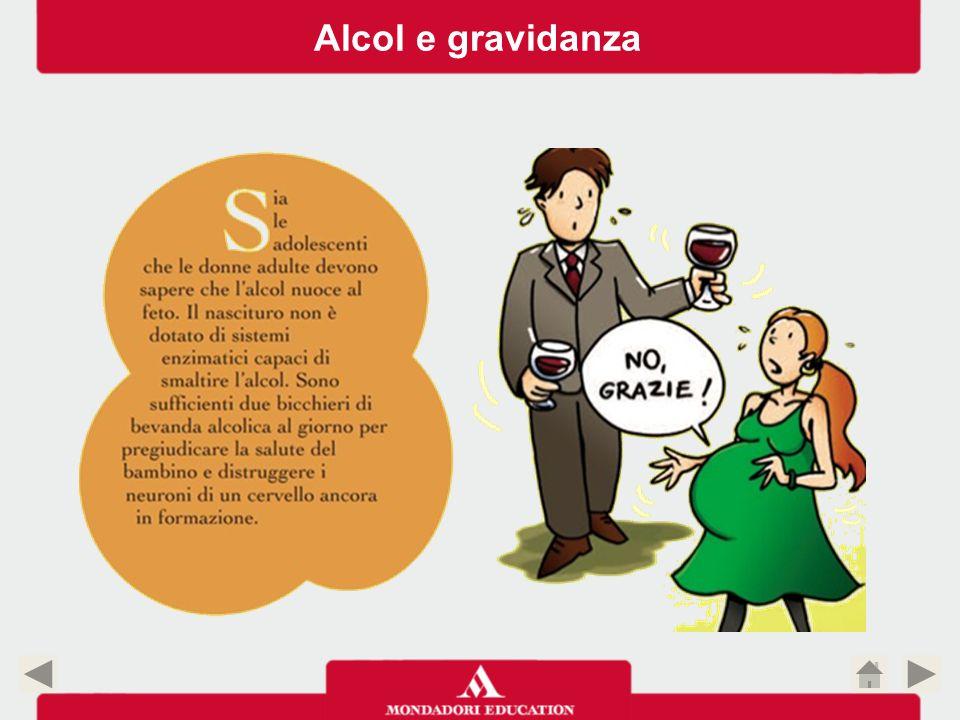 Alcol e gravidanza
