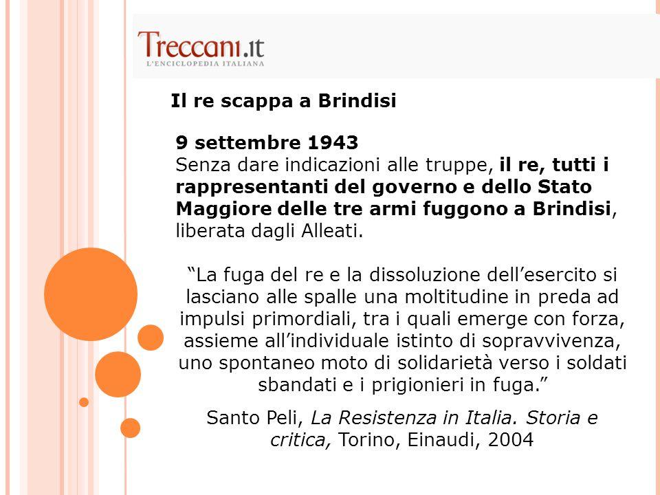 23 settembre 1943 Mussolini, su precise direttive di Hitler, fonda la Repubblica Sociale Italiana.