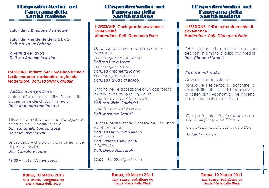 Gare centralizzate: modelli regionali a confronto Per la Regione Campania Dott.ssa Lucia Losco Per la Regione Lazio Dott.ssa Antonietta Iovino Per la