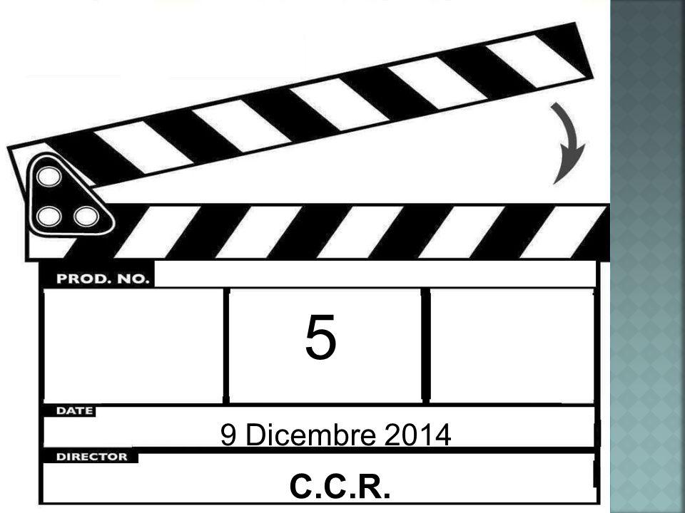 5 5555 66666 5 9 Dicembre 2014 C.C.R.