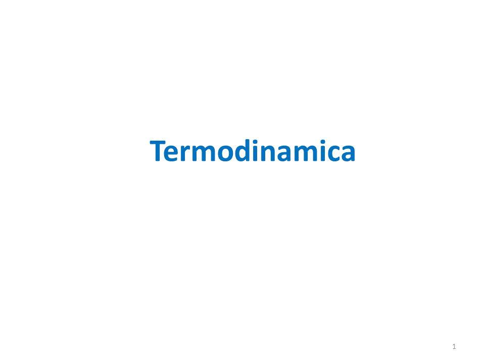 Sistemi termodinamici In meccanica lo stato di un sistema è completamente determinato quando sono note, ad un certo istante t, la posizione e la velocità di ciascun punto materiale di cui si compone il sistema.
