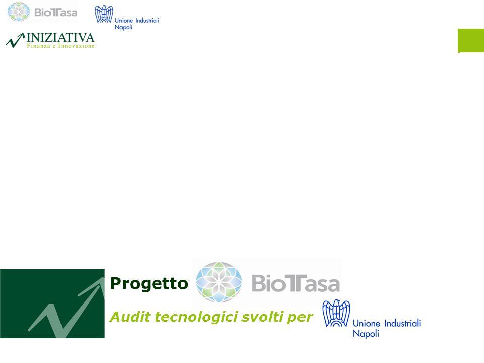 Progetto Audit tecnologici svolti per