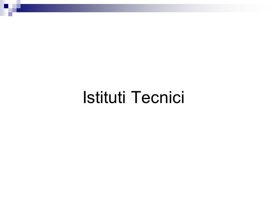Istituti Tecnici