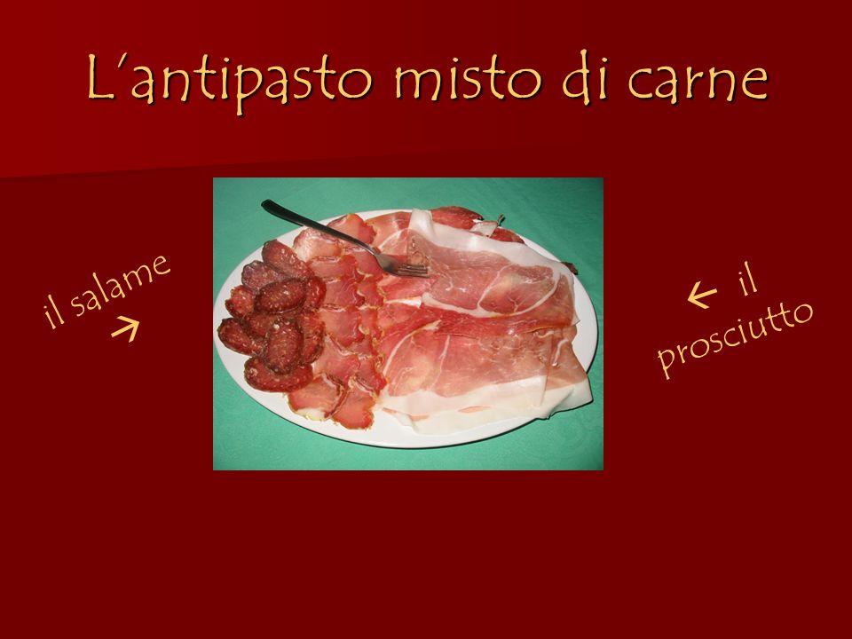I crostini misti I crostini alla toscana   La bruschetta